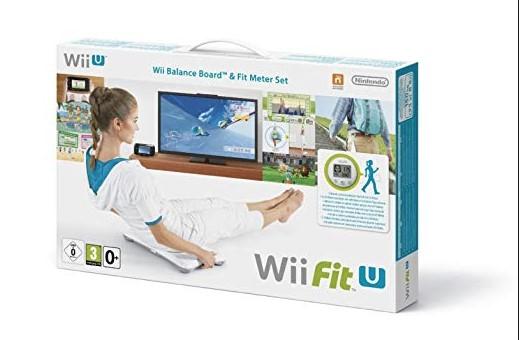 Nintendo wii fit u